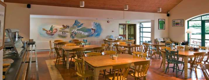 Greenway Cafe Castlebar Lough Lannagh