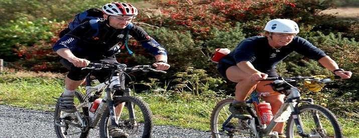 Cycling Breaks Mayo